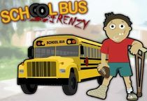 Сумасшедший Школьный Автобус