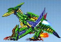 Быстрый Птерозавр