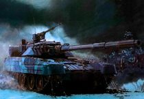 Базирующая танковая война