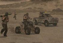 Штурмовой отряд – буря в пустыне