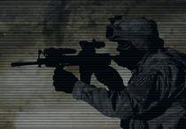Военный бой 3д