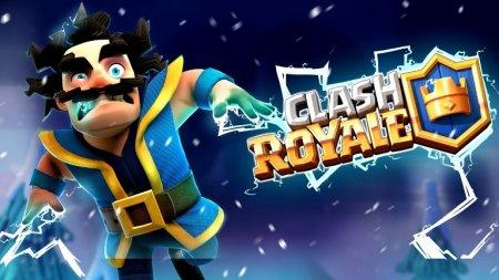 Заклинания vs Сборщик Эликсира в Clash Royale