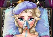 Холодное Сердце: Простуда