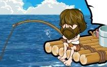 Рыбалка на острове