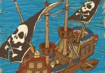 Перестрелка на Пиратском Корабле