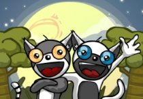 На Двоих: Лунные Лемуры