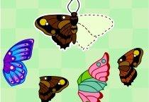 Игра для Малышей: 5 Бабочек