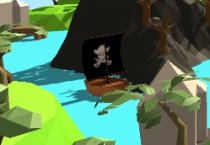 Морские Сокровища: Бег От Пиратов