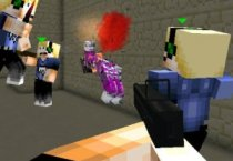 Майнкрафт Пиксельная Война 3