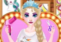 Эльза: Свадебный Парикмахер для Принцесс