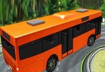 Симулятор Автобуса на Бездорожье