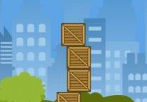 Башня из коробок