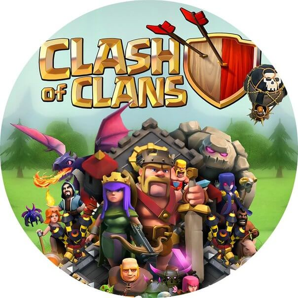 Clash of clans продажа